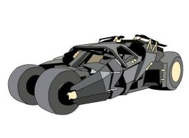 Batmobile by Happenstance67