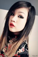 Like a chinese girl by Elyanelle