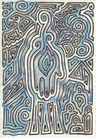 ATC - Prometheus In Blue by tabard