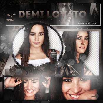 #PACK PNG# Demi Lovato. by MarEditions1