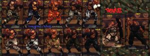 Balrog Army of One by MaesterLee