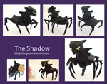 The Shadow - GIFT by Bittythings