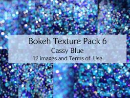 Bokeh Texture Pack 6 by Cassy-Blue