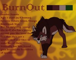BurnOut Official Reference by Dawning-Era