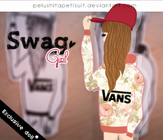 Swag Girl by PelushitaPetisuit