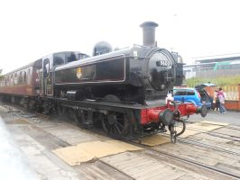 Tyseley: GWR 9600 (Picture 1) by BoomSonic514