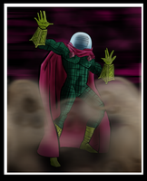 Mysterio by Bloo-DKai12