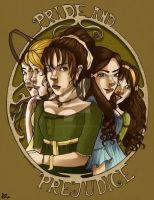 The Bennet Sisters by PrimeHunter