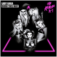Lady GaGa - The Remixes Part 1 Cover by GaGanthony