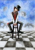 Mad Hatter by ElaRaczyk