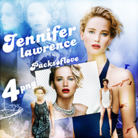 PNG Pack (139) Jennifer Lawrence by IremAkbas