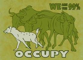 Occupy Poster 2 by Silvixen