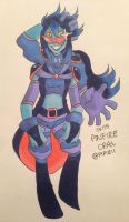 Fuse with Me - Pinfire Opal by PoorArtistGirl27