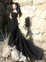 Vedova collection dress 1 by ANTXIA