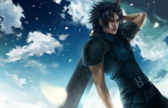 Zack Fair by cypritree
