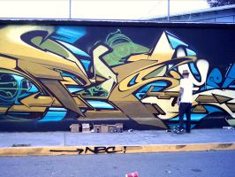 Pose MSK by GraffMX