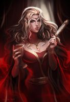 Cersei Lannister by conniebees
