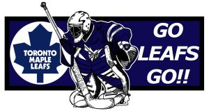 Go Leafs Go by JohnPrisk