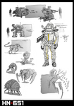 [HN-651] Compilation Sheet 2 by Zaeta-K