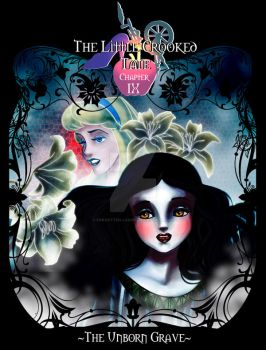 The Little Crooked Tale Cover Chapter IX by forgotten-ladies