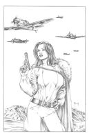 Valkyrie, from Airboy by MitchFoust