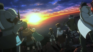 Log Horizon Screenshot by OneRhythm