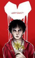 R - Warm bodies by Nasuki100