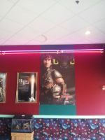 Marquette Cinemas Southpoint 9 HTTYD 2 by CrappyMSPaintArt