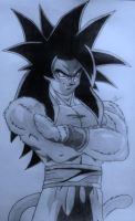 Goku: ''You Ready?'' by Conzibar