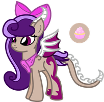 OC - Cupcake Frosting by Neoceltia