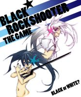 BLACK ROCKSHOOTER the game. by Nozzy0510