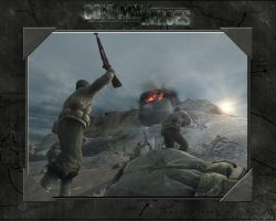 Company of Heroes Wallpaper 2 by flipapple