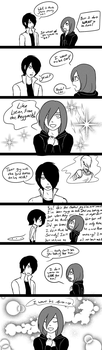 I'm not cute. by TerminusLucis