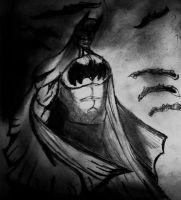 Bat in the Shadows by poisonivy1234