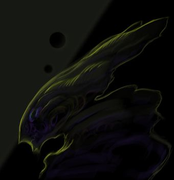 Another Alien Head by Andromonoid
