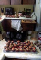 CUPCAKES! YAY! by Dark-Videogamer