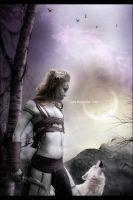 The Guardian of the Ancients by tb-black