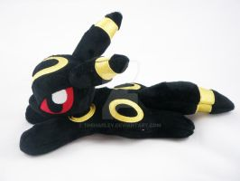 Umbreon Mini Plush by TheHarley