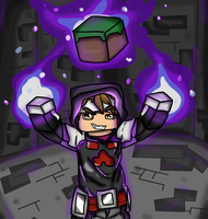 Minecraft Speedart: SetoSorcerer by ShadowVenom718