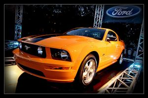 Ford Mustang by BeDd