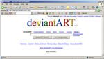 deviantART Google Style by roy-sac