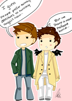 SPN: A More Profound Ship by wolfsbaane
