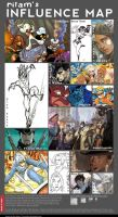 Influence Map by ritam
