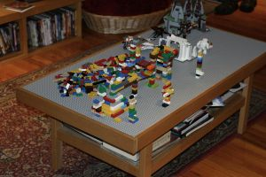 Lego Table Top by TimBakerFX