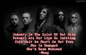 Motionless In White by BatmanPanda98