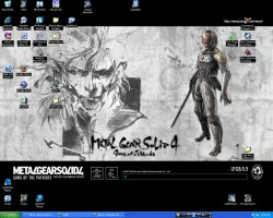Windows XP - MGS4 SWF Wallie by CrazyDave55811