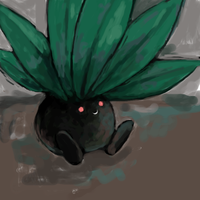 oddish by SailorClef