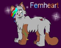 Fernheart by Cinderpool