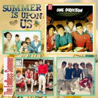 One Direction Summer by CelticThunder113