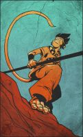 Monkey King by Idlewood